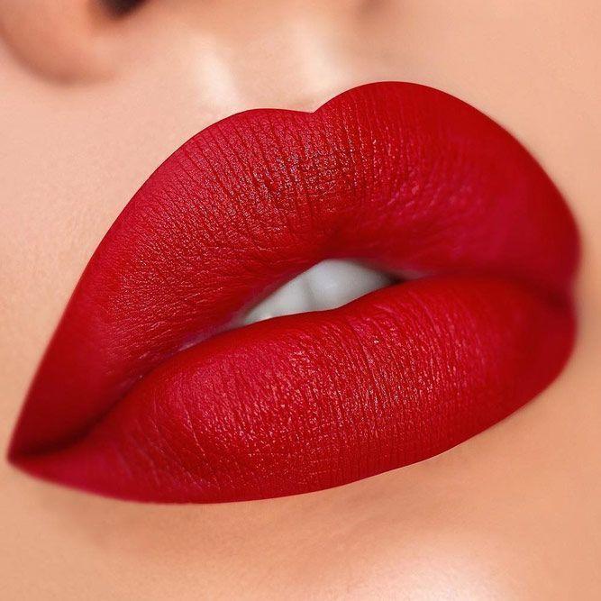 Schöne Lippenstift-Make-up-Tipps, um sicherzustellen, dass Sie Fly suchen   – Makeup