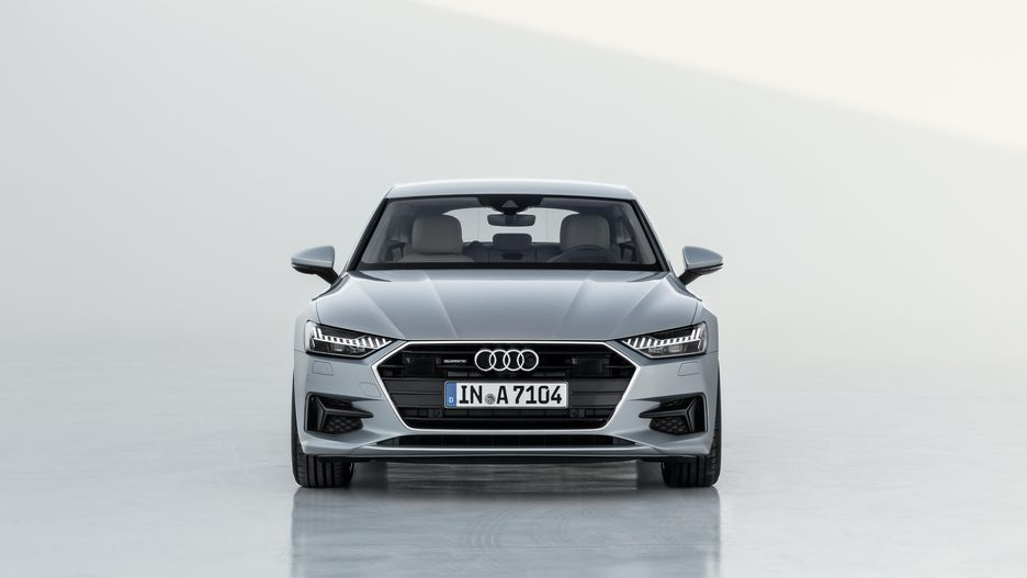 Get Your Swoopy Hatchback On With The 2019 Audi A7 Audi A7 Audi A7 Sportback Audi