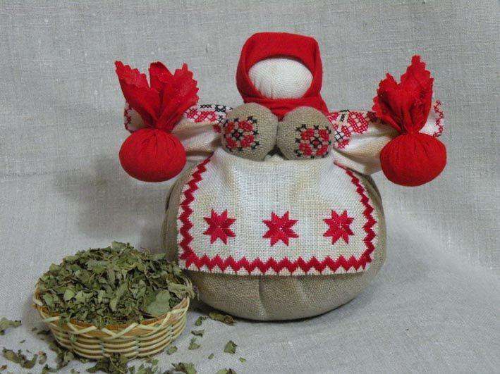 крупные картинка кукла травница делаем изюма, носик