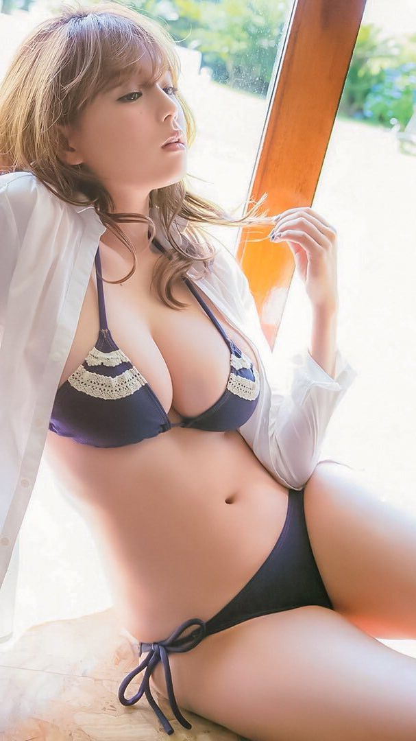 Shinozaki Ai 篠崎愛 - Big Boobs Japan 巨乳日本