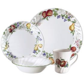 All Corelle Dinnerware Is Manufactured In The Usa By The Same