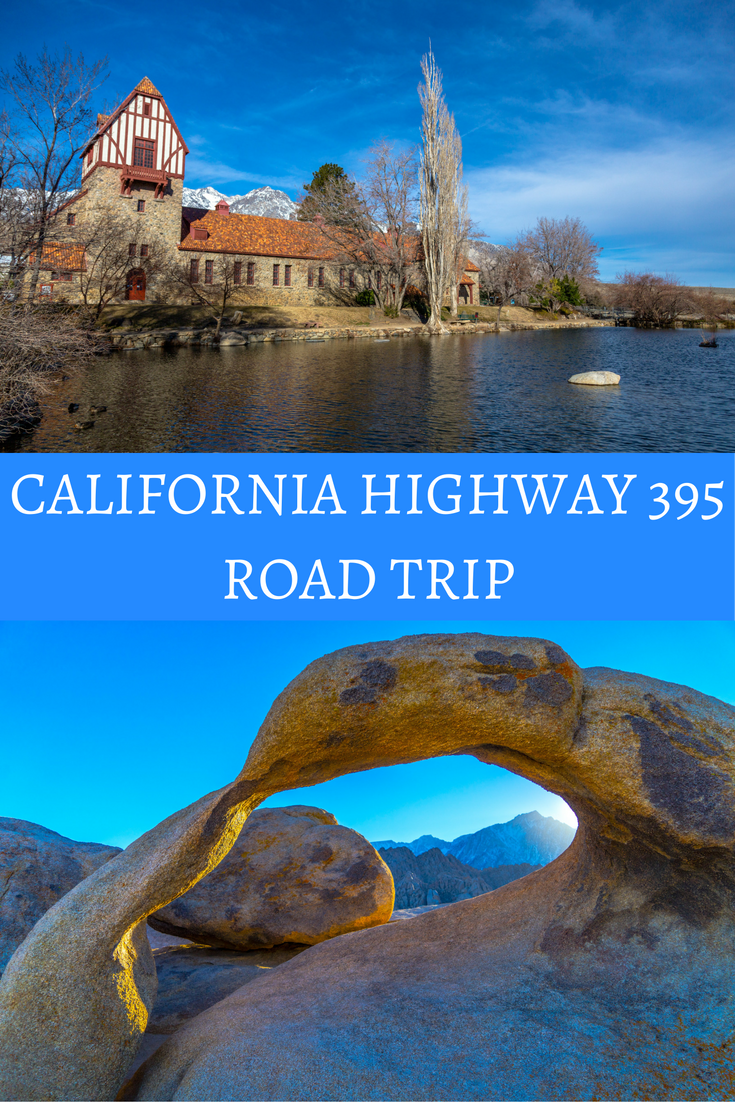 must see attractions for a california highway 395 road trip