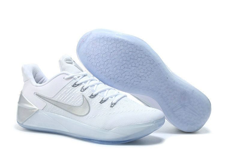 kobe shoes all white