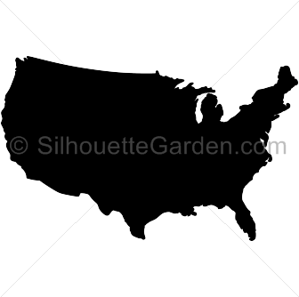 United States Silhouette Silhouette Silhouette Clip Art Silhouette Free
