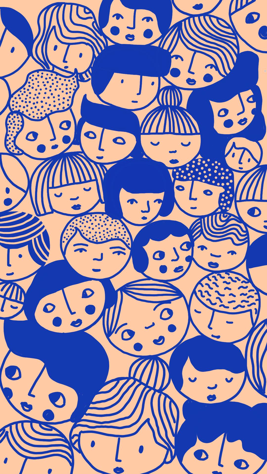 Phone wallpaper- Keely Reyes