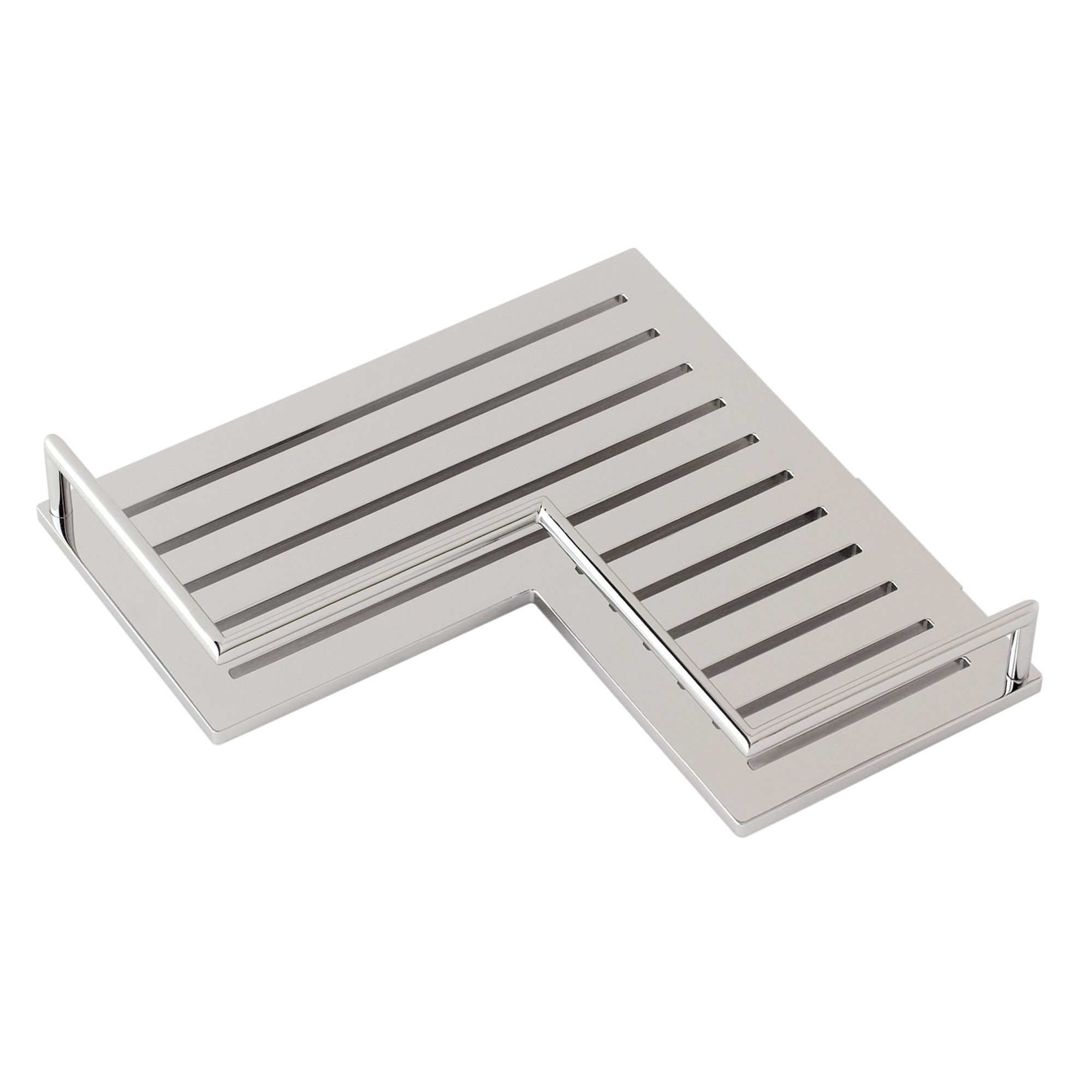 Surface Stainless Steel Shower Shelf | Stainless steel, Shelves and ...