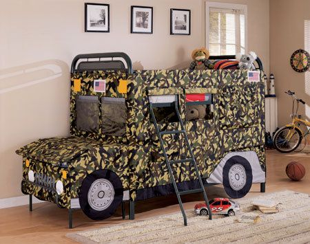 Safari Themed Bunk Bed House Dreams Bunk Beds Bed Room