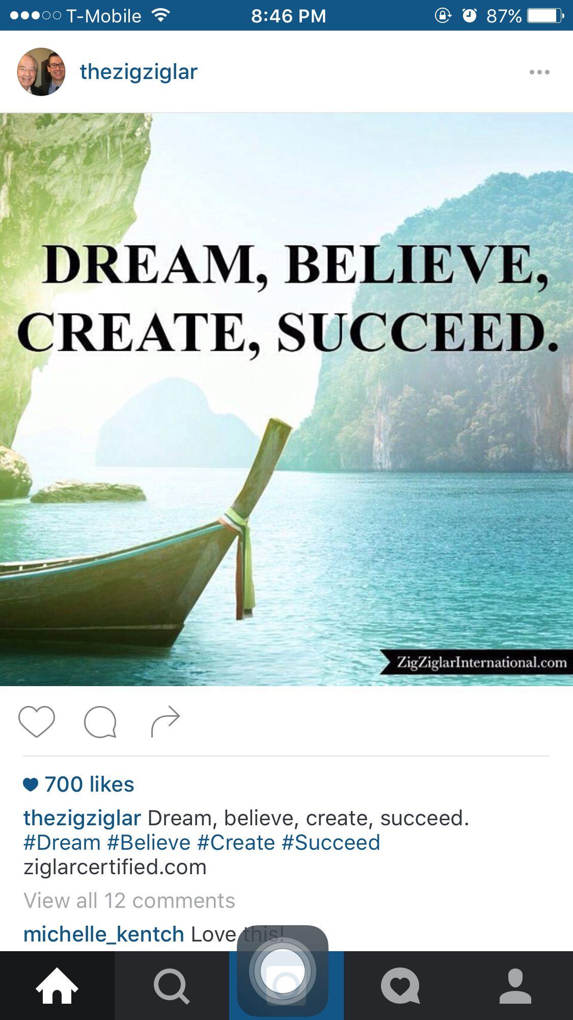 DREAM ON ✌️