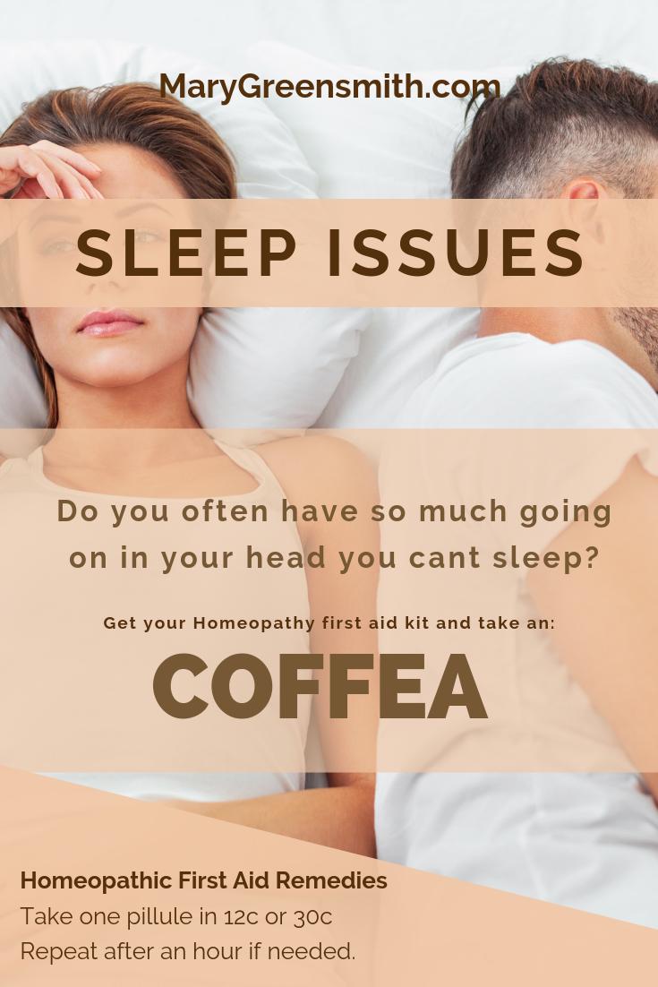 Coffea Helps With Sleep Issues Homeopathy Treatment Natural Sleep Remedies Homeopathy Medicine