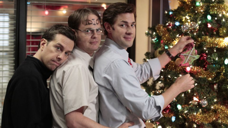 The Top 5 Christmas Episodes of 'The Office' | Christmas episodes