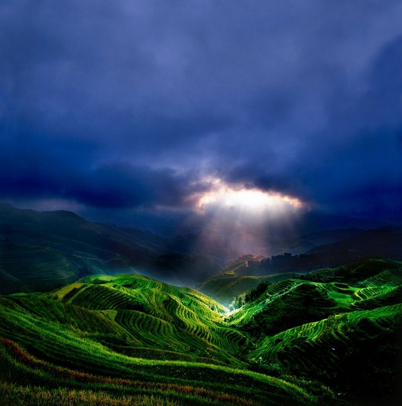 Amazing China Landscape Photography By Thierry Bornier