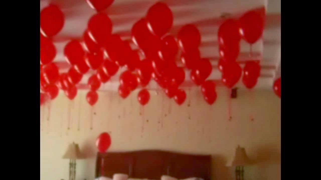 Imagenes para decorar camas y mesas romanticas en san valentin | san ...