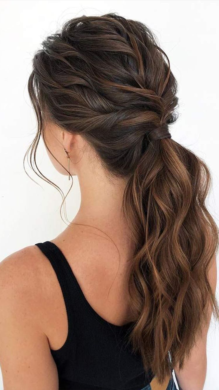 Quick And Simple Hairstyles To Save Time When You'