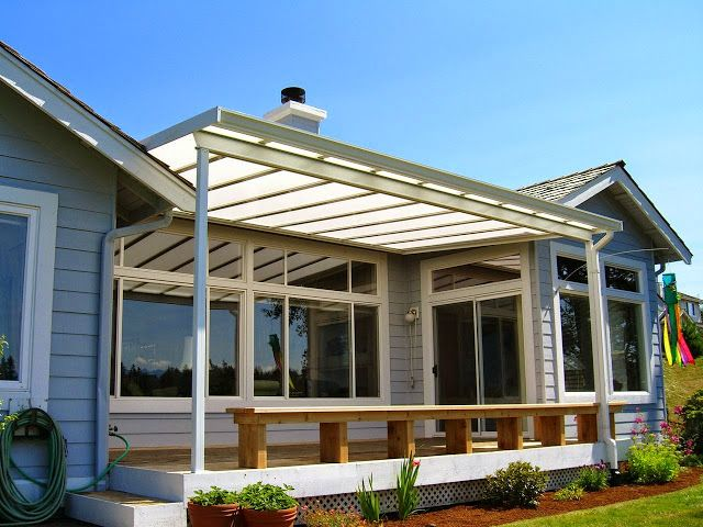 As A Leading Builder Of Patio Covers In The Pacific Northwest We