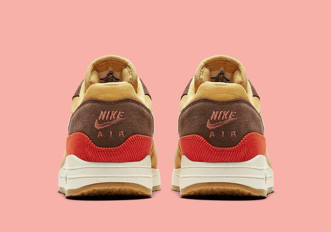 Nike Air Max 1 Wheat Gold Rust Pink Baroque Brown | Nike