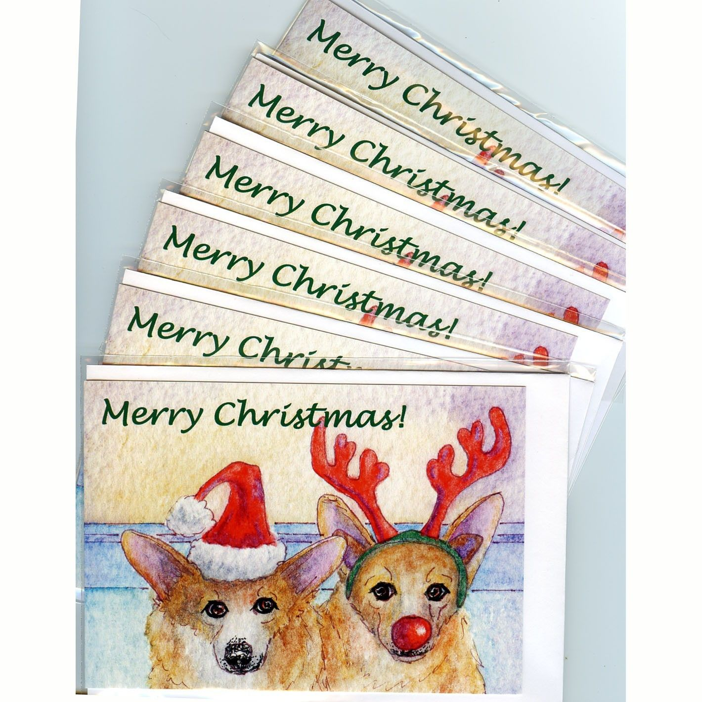Welsh corgi dog christmas cards but i dont want to be rudolph welsh corgi dog christmas cards but i dont want to be rudolph kristyandbryce Image collections