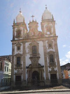 Concatedral de São Pedro dos Clérigos - Recife/PE