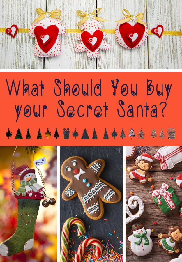 What Should You Actually Get Your Secret Santa?