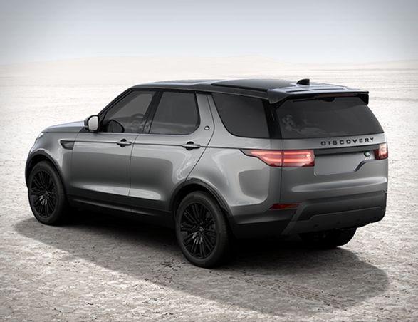 2017 Land Rover Discovery Land Rover Land Rover Discovery Sport Land Rover Discovery