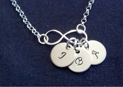 Customized Infinity JewelryMany different designs available in