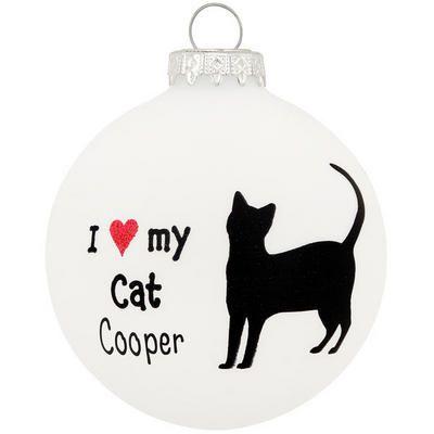COOPER Christmas Ornament Puppy Dog Name Cat Pet Scrabble Tiles