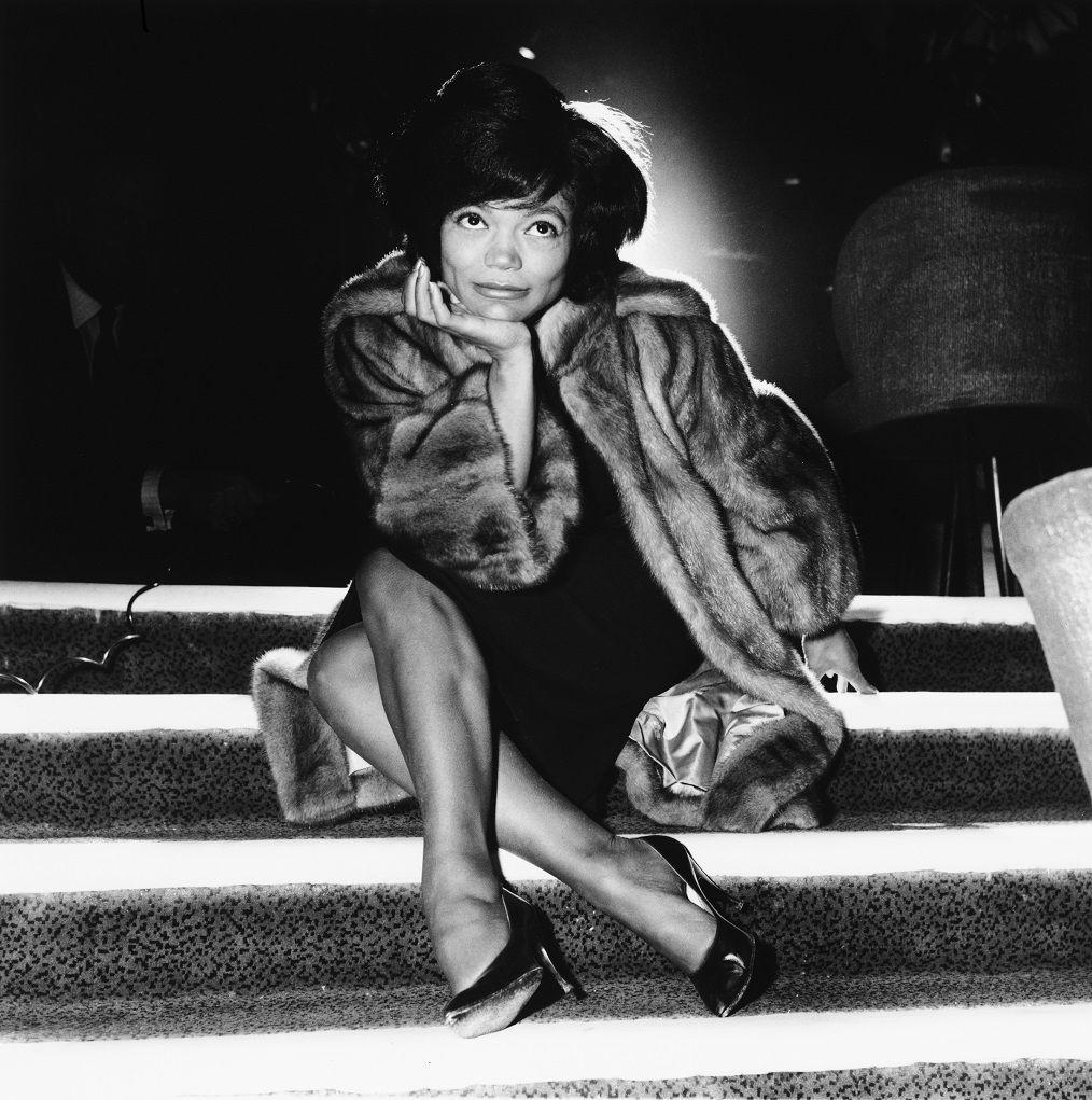 Eartha Kitt Eartha Eartha Kitt Vintage Black Glamour