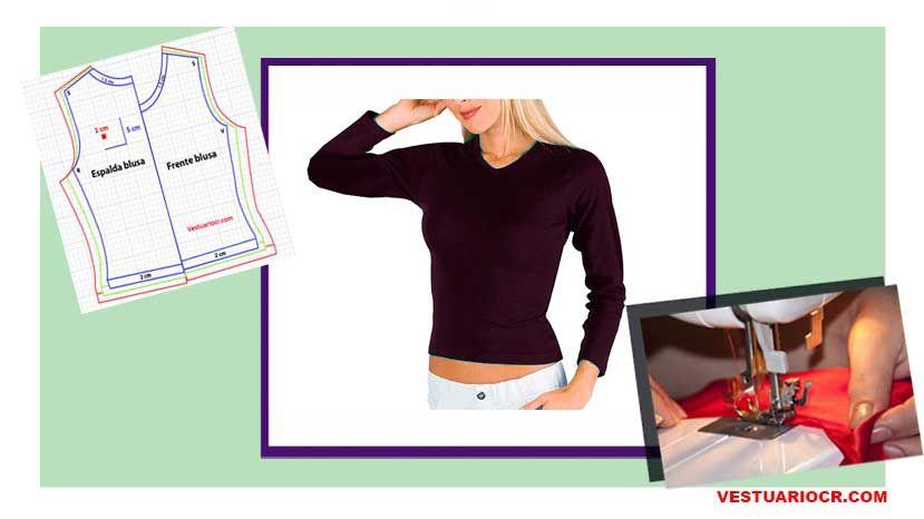 Patrones para mujer | Cose tu ropa en casa -descarga todos nuestros ...