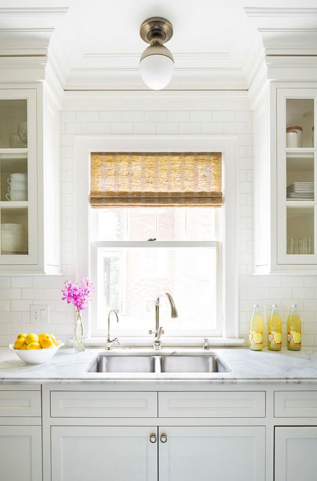 Kitchen Wall Tile Ideas. Kitchen With Counter To Ceiling