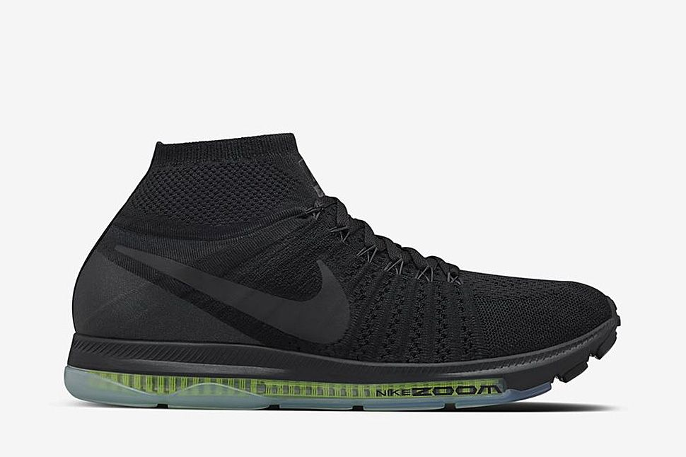51222b58f1728 Nike Air Zoom All Out Flyknit to Release in Black Colorway - EU Kicks   Sneaker Magazine