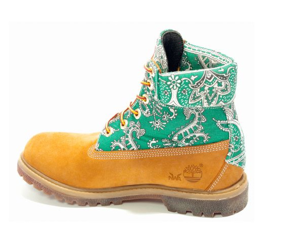 Timberland x Nadege Winter | Timberlands <3 xo | Boots