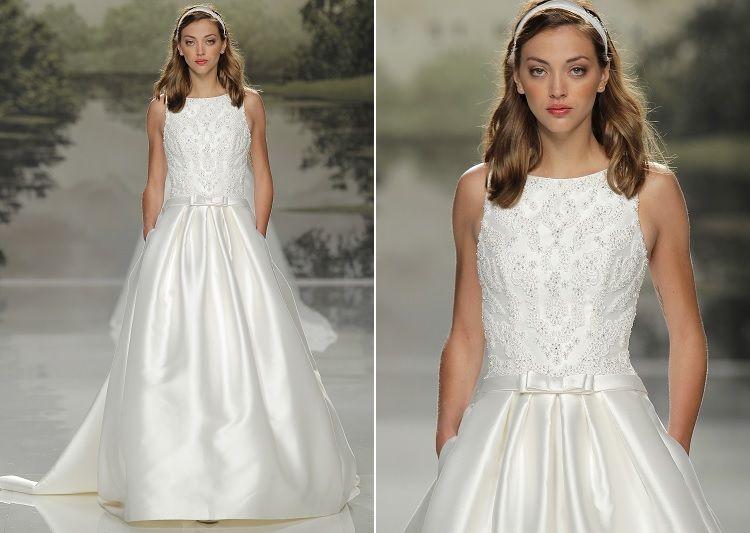 Série BBFW: St. Patrick 2018 Procurando um modelo de vestido de noiva 2018? Venha conferir o desfile da queridinha St. Patrick, o último da nossa série sobre a BBFW 2017!