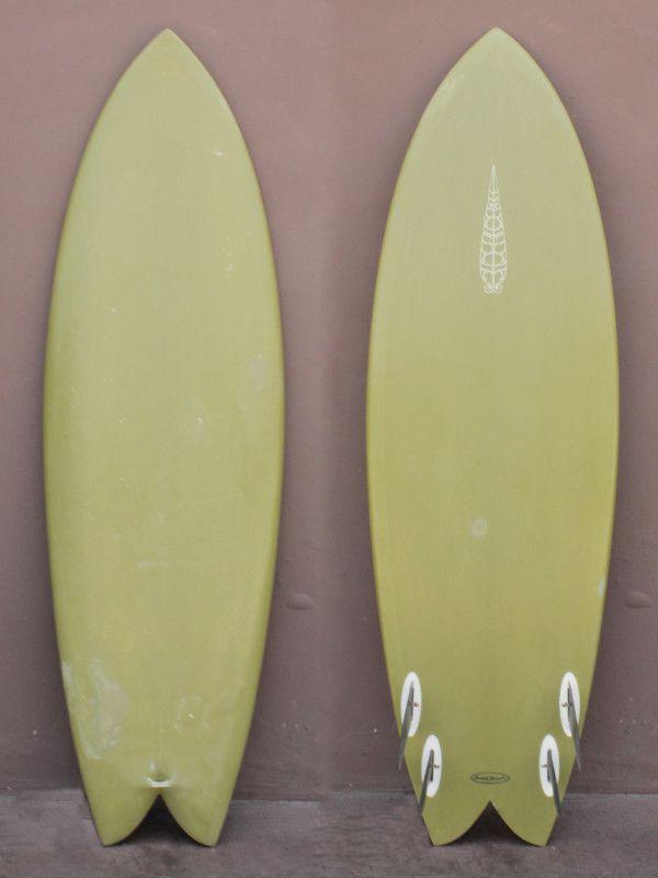5'7 Mandala Quad (Used)