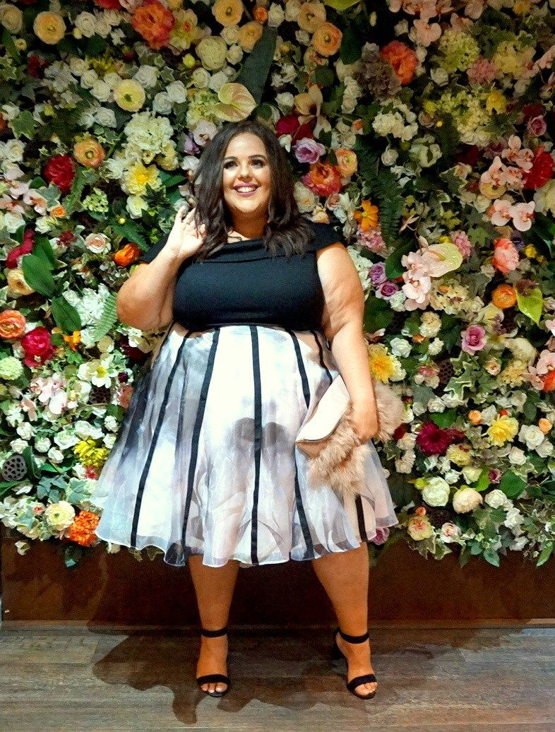 Plus Size Wedding Guest Prep Tips Diamonds Pearls Plus Size Wedding Outfits Plus Size Wedding Guest Dresses Plus Size Fashion [ 1036 x 786 Pixel ]