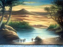 Pin By Hayet Hayet On Hazlo Con Pasion Si No No Lo Hagas Scenery Art Painting