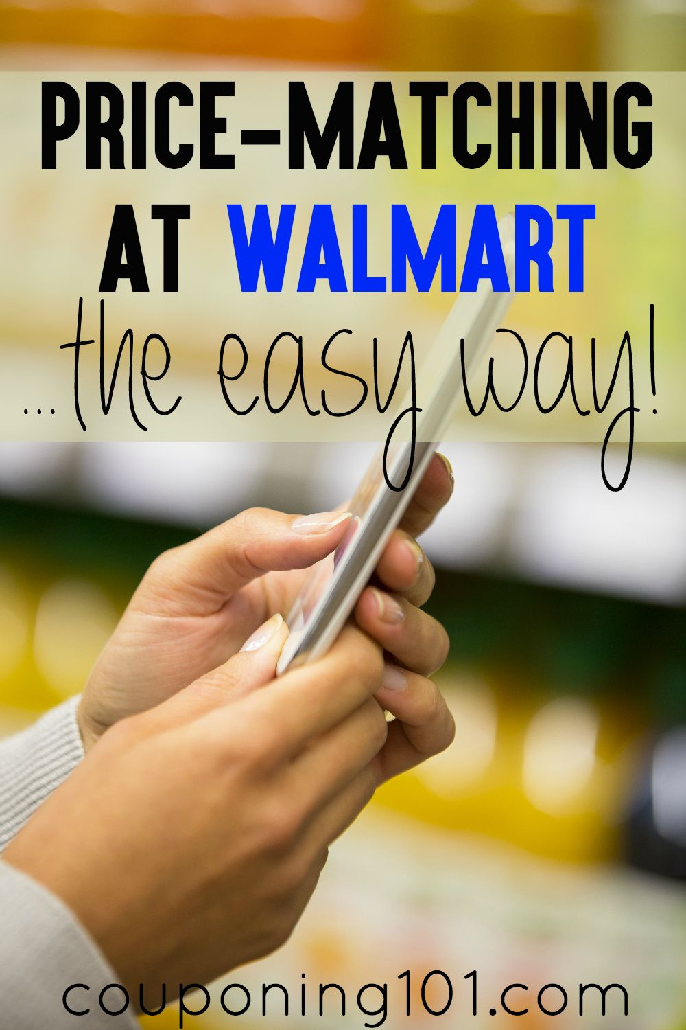 Walmart Savings Catcher PriceMatching App Price