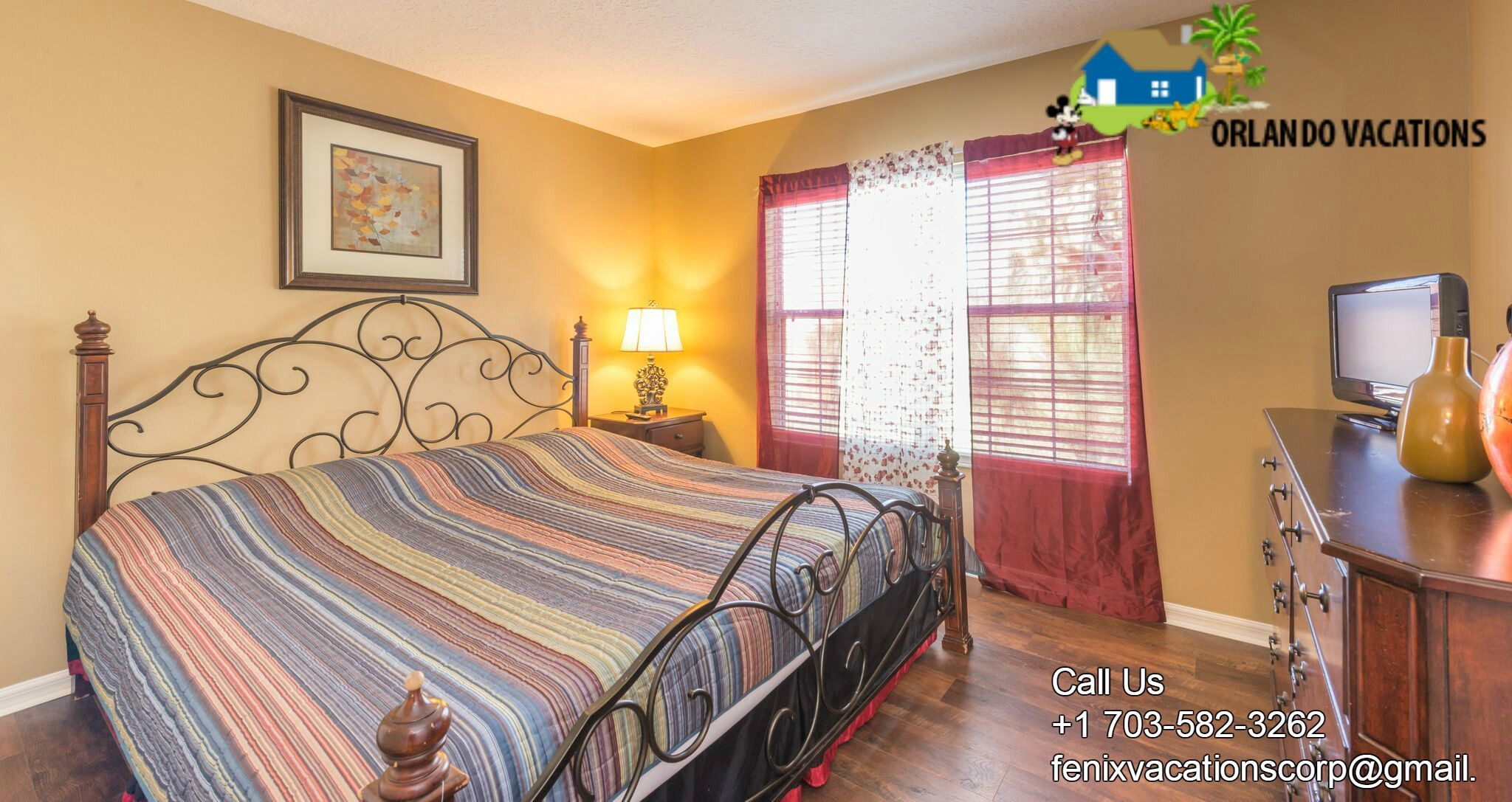 3 Bedroom Houses for Rent in Orlando Vacation rentals