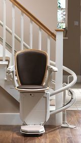 The New Stannah Starla Curved Stairlift Is Now Available