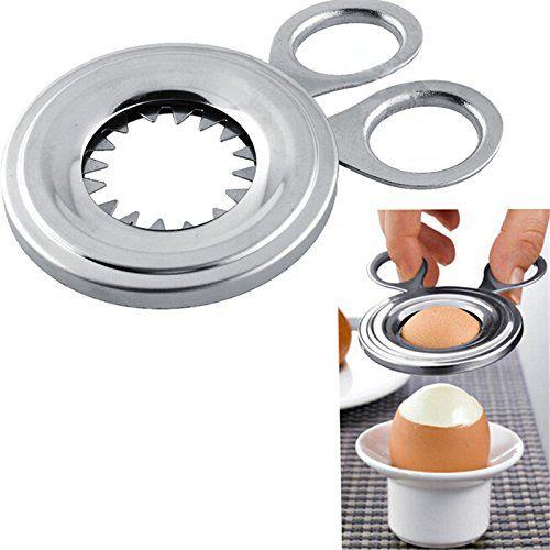 Apparatus Blade Home Hard Soft Boiled Egg Opener Topper Eggs Shell Cutter