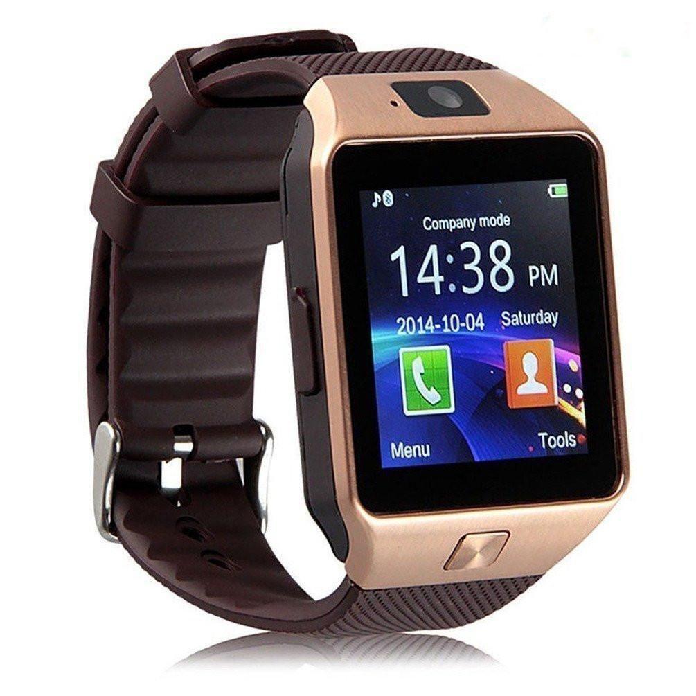 Bluetooth smart watch wrist watch phone with camera sim