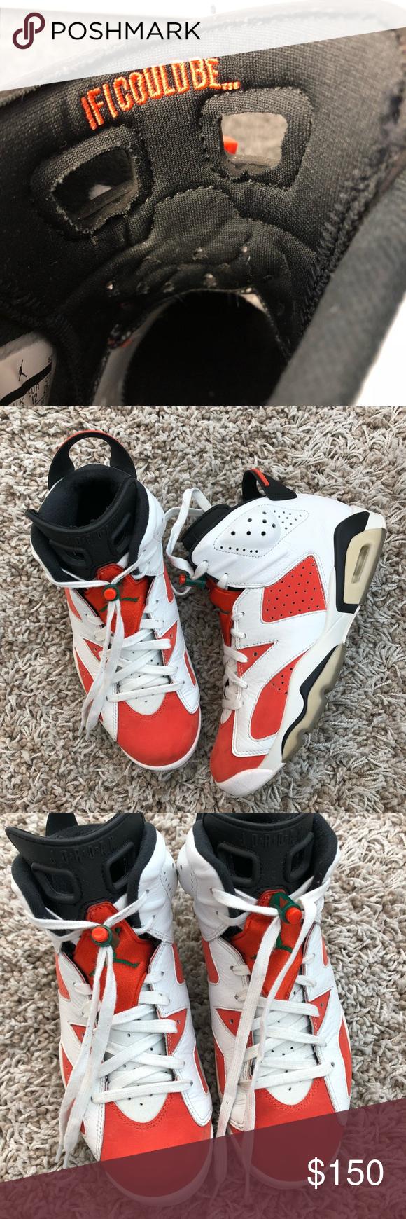 1a7316365dd76d Air Jordan 6 Retro The Jordan 6 Gatorade. Light wear. No trades Jordan  Shoes Sneakers