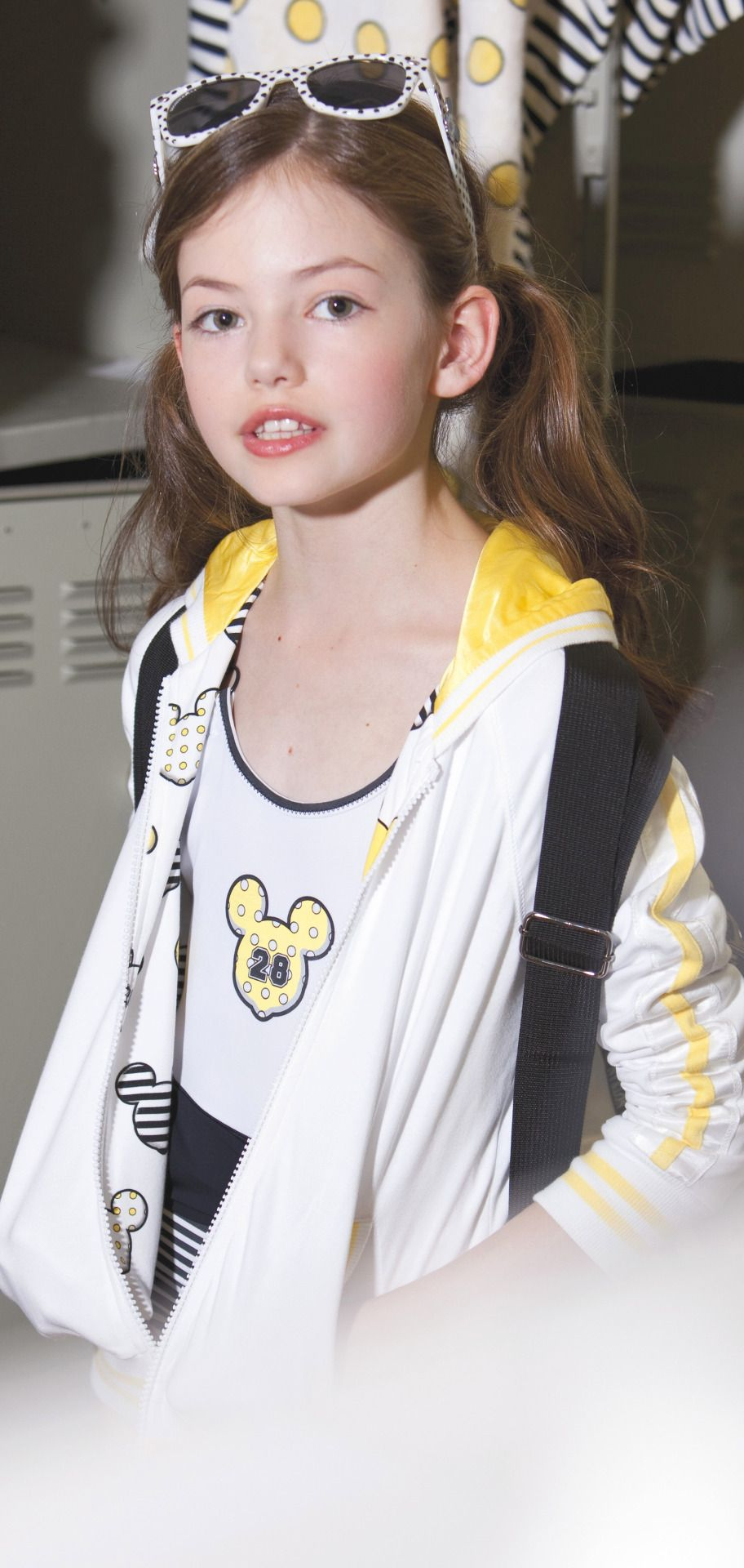 Mackenzie Foy 2019 Model