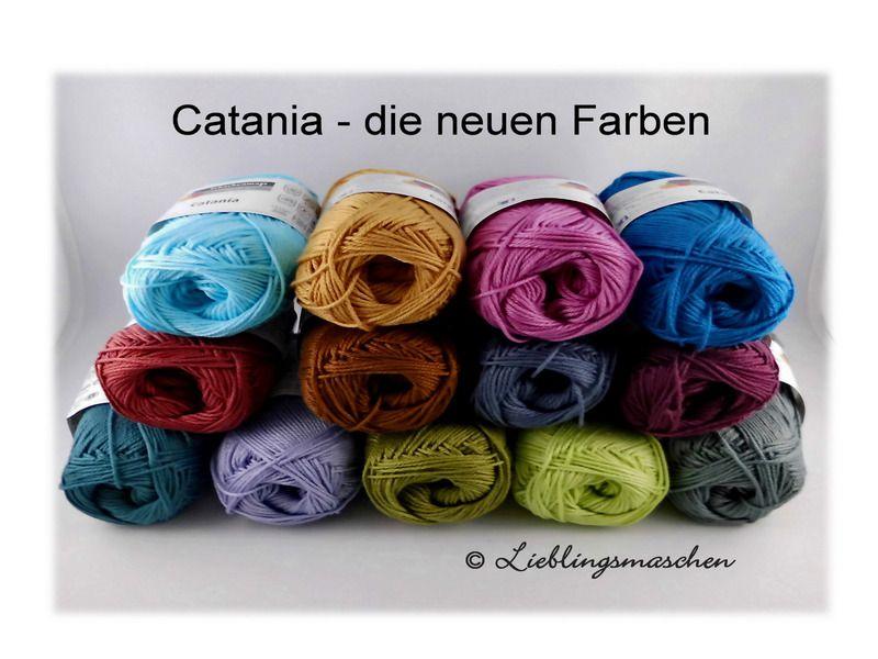 Neu!! Catania 2018 - frei wählbar aus 96 Farben