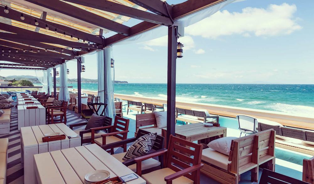 公式 淡路島のイタリアンレストランgarb Costa Orange ガーブ コスタ オレンジ でbbqとイタリアン 屋外レストラン レストラン サーフハウス