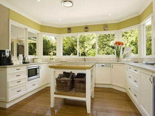 Küchen U Form Bilder u form küche 35 designideen für ihre moderne kücheneinrichtung