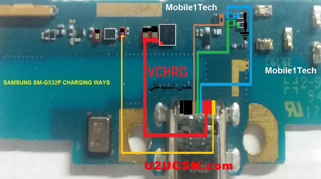 Huawei G520 Ringer Solution Jumper Problem Ways wasim