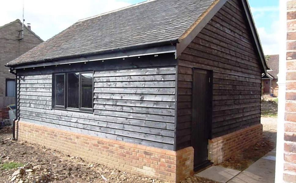 Gallery Of Work And Previous Projects Brick Exterior House Summer House Design Garage Extension