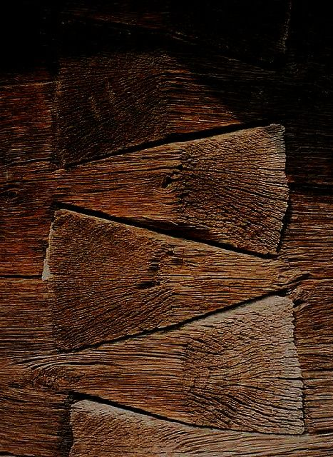 brown, old and dry wood