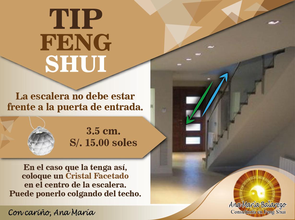 Tipfengshui la escalera no debe estar frente a la puerta for Entrada de un piso feng shui