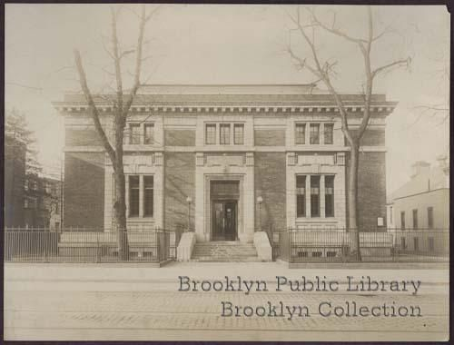 Bedford Branch Library Picture F A Walter Library Pictures Bedford National Landmarks