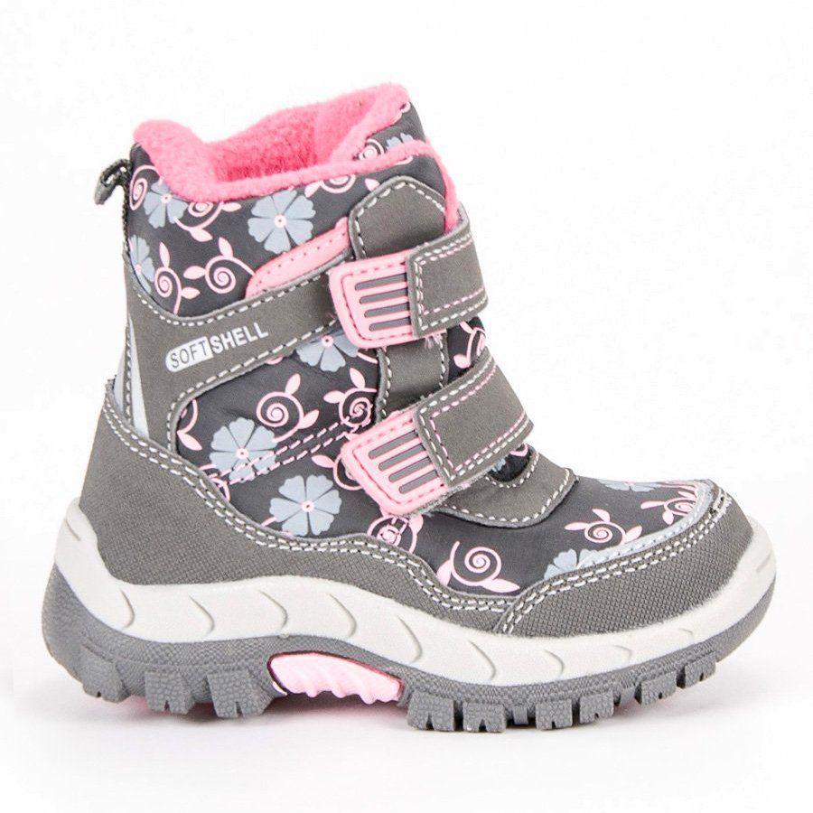 Kozaki Dla Dzieci Americanclub American Club Zimowe Buty American Hiking Boots Boots Shoes